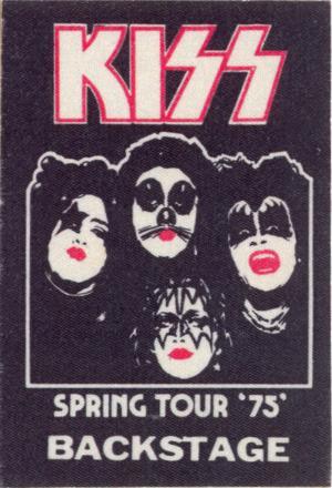 A Tour Through Kisstory Via Collectible Backstage Passes